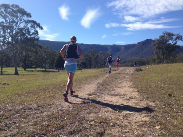 Lucy Bartholemew on Leg 3